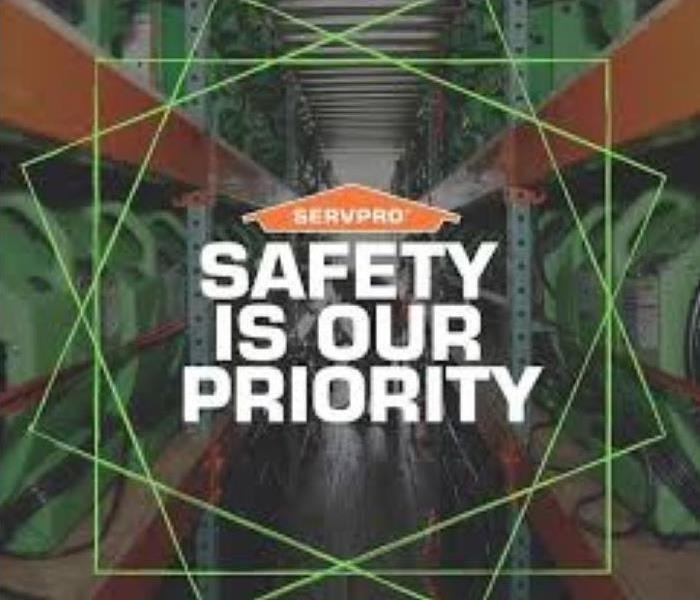 Safety is our priority picture