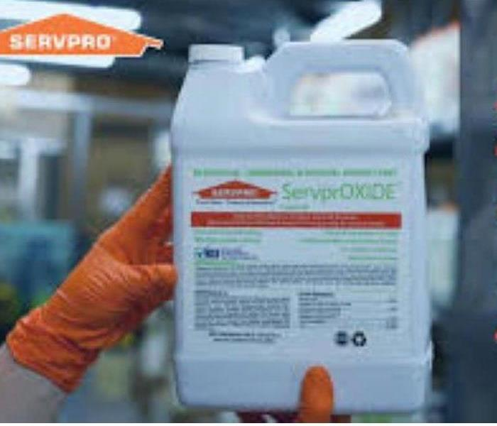 SERVPROXIDE Disinfectant and information