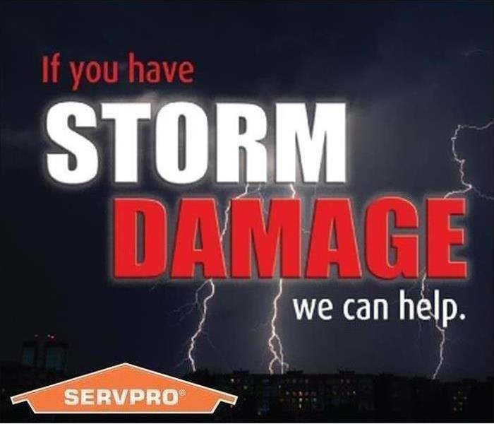 "SERVPRO ""If you have storm damage"" picture"